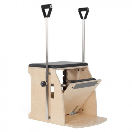 Chaise Pilates Wunda Chair Handles/Exercices Pilates/Sport Pilates