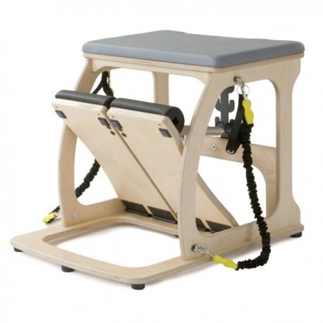 Chaise Pilates Kit Exo Chair Heavy/Exercices Pilates/Sport Pilates