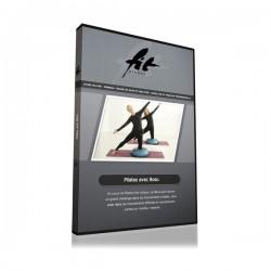 DVD Pilates avec Bosu (Eva Winskill)/DVD Français/DVD Pilates/Exercices Pilates