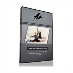DVD Pilates avec foam rollers et cercle (Eva Winskill)/DVD Français/DVD Pilates/Exercices Pilates