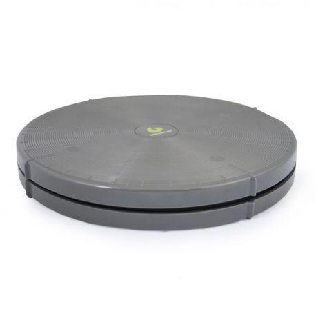"""Détails Rotator Disc 9"""" (sans résistance - 23 cm de diamètre) - Disque résistant pour Pilates - Exercices Pilates - Disque Rotat"""
