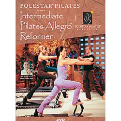 DVD Polestar - Intermediate Allegro Reformer (Anglais)/DVD Anglais/DVD Pilates/Exercices Pilates