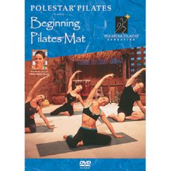 Polestar Pilates DVD beginning Pilates Mat/DVD Anglais/DVD Pilates/Exercices Pilates