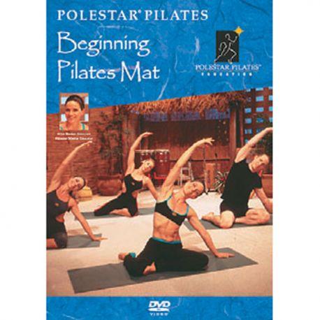 Polestar Pilates DVD beginning Pilates Mat/DVD Anglais/DVD Pilates/Exercices Pilates