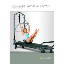 DVD Balanced Body - Allegro Reformer level 2 (Anglais)/DVD Anglais/DVD Pilates/Exercices Pilates