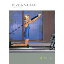 DVD Balanced Body Pilates - Allegro Tower Level 2 (anglais)/DVD Anglais/DVD Pilates/Exercices Pilates