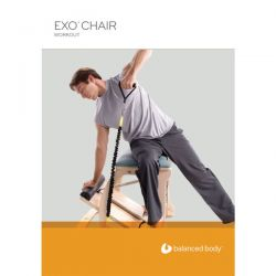 DVD Pilates EXO CHAIR WORKOUT/DVD Anglais/DVD Pilates/Exercices Pilates