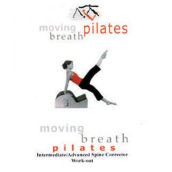 DVD Moving Breath - Spine Corrector Level 2 (anglais)/DVD Anglais/DVD Pilates/Exercices Pilates