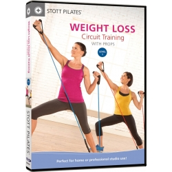 Weight Loss (Level 1) - STOTT/DVD Anglais/DVD Pilates/Exercices Pilates