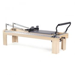 "Clinical Reformer Infinity Footbar 24"" + Box + Padded"