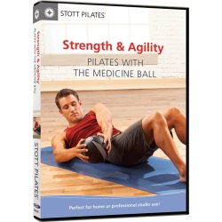 Strength & Agility - STOTT/DVD Anglais/DVD Pilates/Exercices Pilates